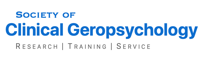 Society of Clinical Geropsychology